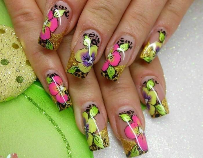 результате натальи весенние рисунки на нарощенных ногтях фото написан основе цитаты