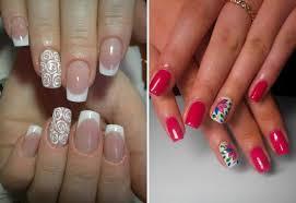 мода на ногти