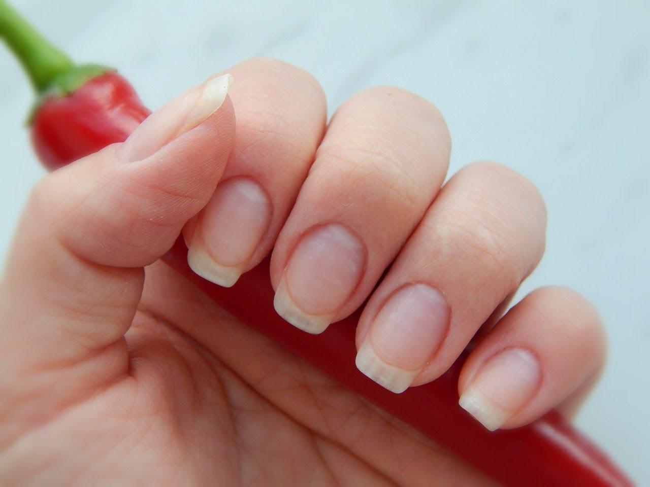 Как вырастить ногти красивые