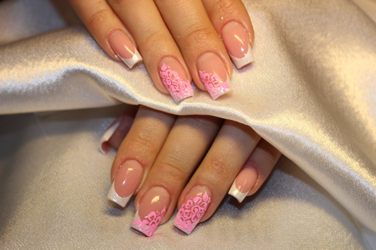Дизайн бархатные ногти