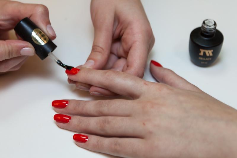 Покрытие Ногтей Гелем Без Наращивания Пошаговая Инструкция Видео - фото 2