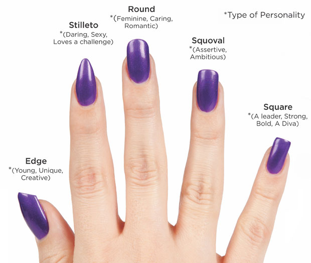 Форма ногтей миндаль: фото, дизайн маникюра, как сделать?