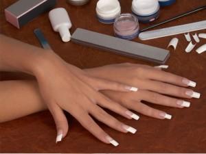 Как снимать гель с ногтей в домашних условиях видео