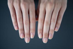 Как придать красивую форму ногтям