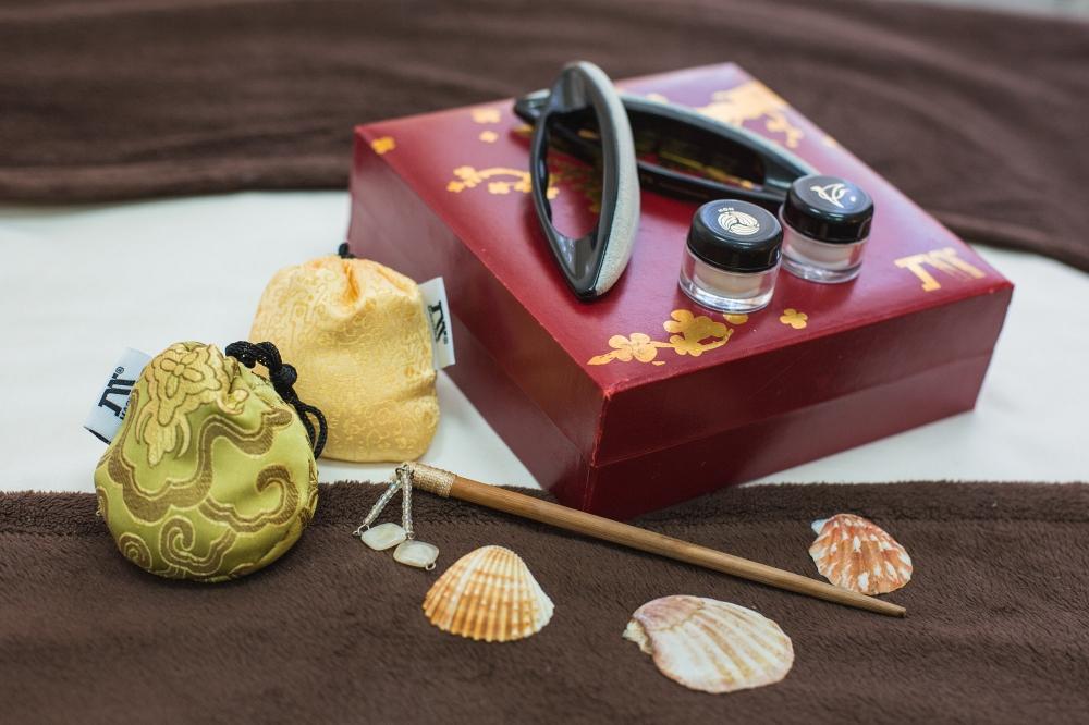 Как сделать японский маникюр масура