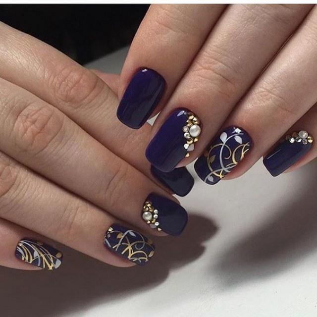 Дизайн ногтей гелем 2017 новинки