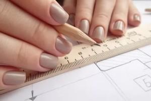 Исправить форму ногтей
